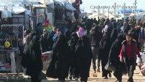Syrie: plus de 500 morts dans le camp d'Al-Hol en 2019