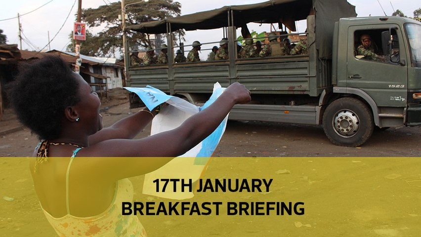 UhuRuto bunge war | Poll-related sexual violence | Coffee Fund rolled out: Your Breakfast Briefing