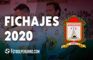 AYACUCHO FC: FICHAJES 2020 PARA LA LIGA 1