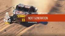 Dakar 2020 - Stage 11 - Portrait of the day - Next Generation