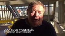 Trois questions à Jean-Louis Vigneresse, ingénieur géophycien de l'Université de Lorraine, en conférence à Saint-Avold