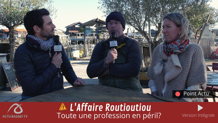 L'affaire Routioutiou : Toute une profession en péril?
