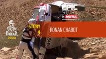 Dakar 2020 - Story 4 : Ronan Chabot - Epic Story by MOTUL (FR)