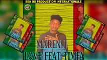 Maren-J Ft. Timfa - Love - Maren-J