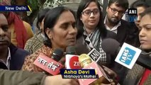 Understood that convicts won't be executed on Jan 22: Nirbhaya's mother