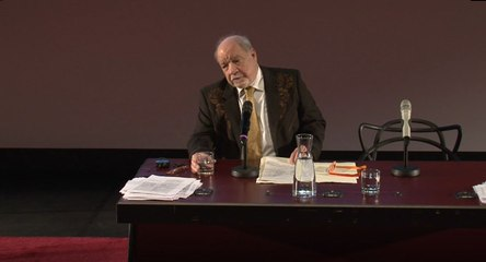 Screenwriting Masterclass with Paul Schrader |  @Le Forum des images