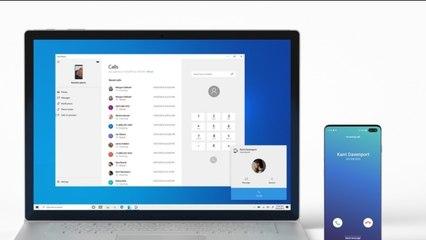 Anrufe können auf Windows 10 angenommen werden