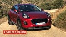 Ford Puma : premier contact en Espagne avec le crossover