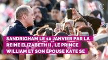 Le prince William a-t-il fait référence aux tensions avec son frère Harry depuis la réunion de crise ?