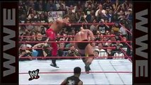 Iron Mike Tyson knocks out Shawn Michaels WrestleMania 14, 29 March 1998