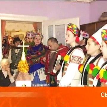 """Начало программы """"Факти"""" с новой студий (ICTV, 06.01.2020)"""