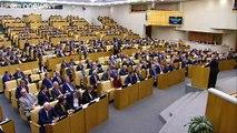 Le Parlement russe valide la nomination du nouveau Premier ministre