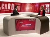 Zahra Bencharif - Candidate PRG Municipales à St-Etienne - 7 MN CHRONO - TL7, Télévision loire 7
