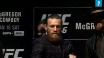 MMA : retour mouvementé pour Conor McGregor
