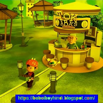 BoBoiBoy Hindi ep 5