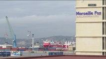 Grève : le port de Marseille paralysé
