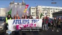 43 ème jour de grève : quel est l'état d'esprit des manifestants