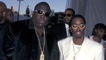 Sean Diddy Combs fou de joie pour l'intronisation de Notorious B.I.G. au Rock & Roll Hall of Fame!