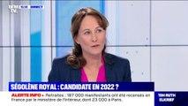 """Ségolène Royal sur la loi NOTRe: """"Ça a fait beaucoup de dégâts cette fusion forcée des régions"""""""