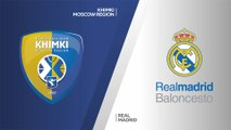 Khimki Moscow Region - Real Madrid Highlights | Turkish Airlines EuroLeague, RS Round 20