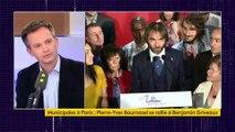 """Municipales 2020 :  """"Je veux réussir l'alternative à madame Hidalgo"""", lance Pierre-Yves Bournazel"""