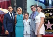 "Kelly Ripa ""Cried Tears of Joy"" Over Throwback Videos of Her Kids"