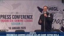 Indonesia Gaming League Gelar Tiga Turnamen