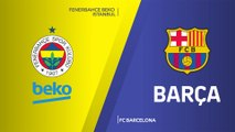 Fenerbahce Beko Istanbul - FC Barcelona Highlights   Turkish Airlines EuroLeague, RS Round 20