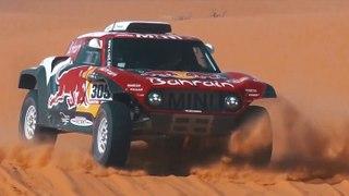 MINI en acción en el Dakar 2020