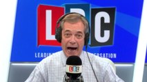 Nigel Farage's take on the historic moment British MEPs left EP