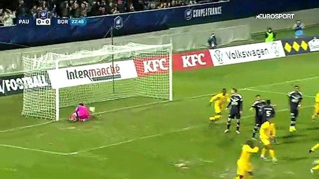 Surprise, Pau ouvre le score face à Bordeaux