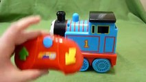 Thomas and Friends Preschool Steam 'n Speed RC Remote Control Thomas the Train Toy-