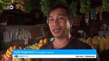 Philippines Taal volcano- Thousands flee impending eruption