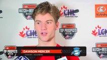 QMJHL Top Prospects Pre Game