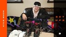 Setups: Kyle Mack's 2020 Winter Kit Includes a Signature Snowboard