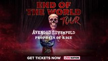 Avenged Sevenfold and Prophets of Rage: Rock n Roll Touring