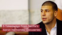 Netflix Dives Deeper Into The Mind Of Aaron Hernandez