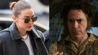 Gigi Hadid Dismissed as Juror in Weinstein Trial, 'Dolittle' Set to Beat 'Bad Boys For Life' at Box Office & More   THR News