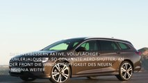Der neue Opel Insignia - Effizienter, dynamischer, sicherer