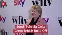Sandi Toksvig Is Leaving This Show