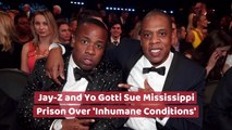 Jay-Z and Yo Gotti Team Up For Human Rights