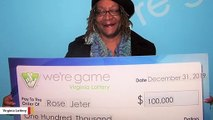 Woman Wins $100K Lottery After Playing Numbers From Her Dream