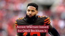 Odell Beckham Jr Is In Trouble With The Law