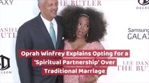 A Look At Oprah Winfrey's Relationship