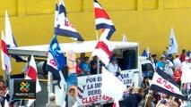 tn7-Diputados cambian las reglas de las huelgas en el país tras aprobación de proyecto en segundo debate-160120