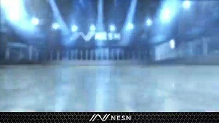 Par Lindholm Pots Sweet Backhanded Goal As Bruins Take Lead Vs. Penguins