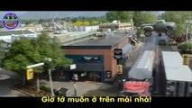 Nhạc Phim Remix- Quái Thú Trong Thành Phố [Phim Xe Tải Quái Vật-Viễn Tưởng] LK Nhạc Trẻ Hay Nhất