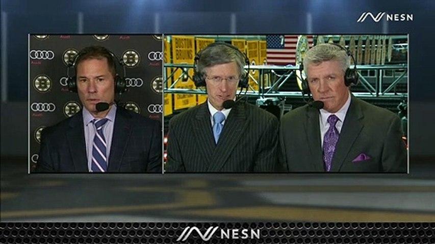 Bruins Ride Explosive First Period To Snap Losing Streak Vs. Penguins