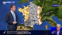 La pluie est de retour sur l'ensemble de la France ce vendredi
