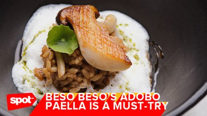 Chef Rob Pengson's Beso Beso Serves Filipino With a Twist